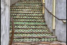 BEVERLY HILLS EXOTIC STAIRS