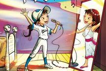 Children's Books About Girls Playing Baseball & Softball / by Emily Siskin-Toy