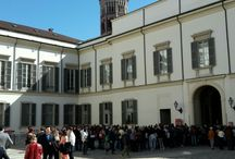 Milan week-end
