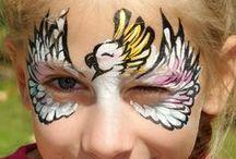 Face Paint Australia Day