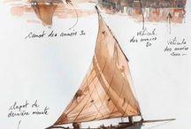 Mon Pays, les Flandres, La Bretagne et la France / Les photos qui m'inspirent et vont être transformé en tableau ... peut-être