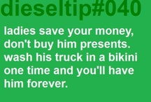 Things You Can't Do In a Car / Trucks, Jeeps, 4x4, Diesel.... / by Kevin Orton