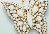 ➳ ツ ღ Butterflies ღ ツ ➳ Vintage Butterfly Jewelry