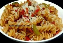 vegetable cheese pasta