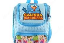 Volta as aulas / Mochilas , dicas interessantes sobre uso de mochila infantil e mochila escolar.