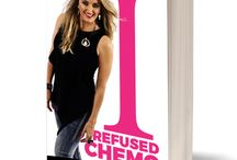"MY BOOK - :""I REFUSED CHEMO"""