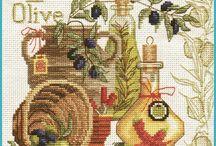 вишивка для кухні