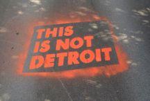 Bochum: This is not Detroit / Bochum: Hier bekommt ihr Einblicke in einige Aktionen des Detroit-Projektes in Bochum.