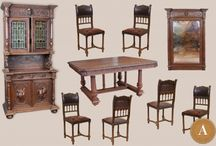 Галерея Бомарше / Antiques and furniture from our partner Beaumarche gallery