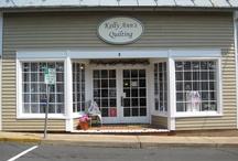 Cute Quilt Shops