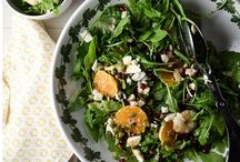 Salad Recipes, Dressings, and Sauces
