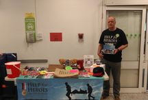 Help for Heroes Asda National Collection Weekend 2015 / #H4HAsda Our wonderful volunteer teams did their bit all over the country this weekend to fundraise and sell H4H merchandise at ASDA stores across the country!