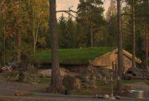 Kannonnokka - Sauna / Koe unohtumaton saunakokemus osin kallioon louhitussa Kallionkolo-saunassa Kannonnokassa! Rentoutuminen terassiin upotetussa poreammeessa sekä puulämmitteisessä paljussa kruunaavat illan tähtitaivaan alla!  http://saunat.co/saunatila/kannonnokka/
