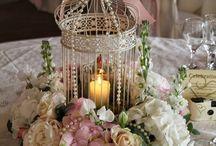 fågelbur bröllop