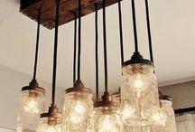 DIY lampy