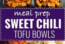 Tofu Quick Meals