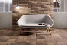 Ceramiche Coem - série Bricklane / Máte rádi cihličky??? :-)
