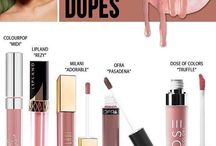 Kylie lip kit dups