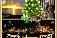 marga / Kerstkaart maken