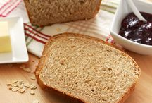 Bread / by Stacy Paprocki