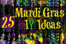 Mardi Gras Party Night
