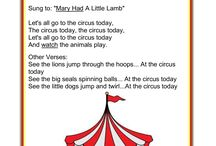 Circus in the music classroom
