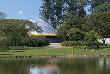 Planetário do Parque do Ibirapuera, São Paulo, SP, Brasil