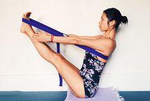 Yoga prop ideas