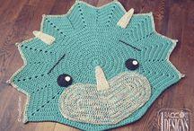 baby crochet mats