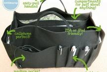 organizéry do kabelky