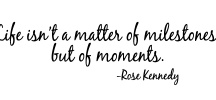 You can quote me on this . . . / Quotes and sayings.  Inspirational thoughts / by My Milestones and Memories DVDs
