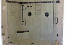 Bathroom remodel / by Megy Weissmueller