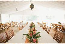 Wedding! - Venue styling