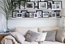 photos and shelf