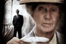 The Iconic Miss Marple / She solves murders, she knits - What's not to love