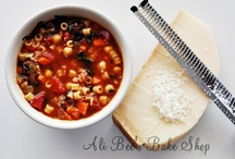 Soup & Stew Recipes / by Finding Joy In My Kitchen