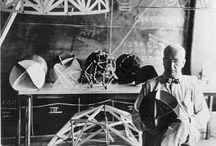 Backminster Fuller, kopuła geodezyjna