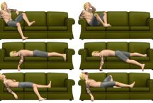 The sims 4 poses