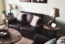 livingroom ideas / by Alison Shapiro