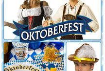 Oktoberfest / Celebrate the famous drinking festival from afar with this great Oktoberfest party ideas