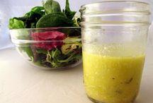 Salad Dresssings / by Patsy Messmore Croy