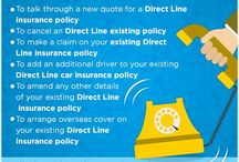 Direct Line / Direct Line Insurance Contact Number – 0870 174 8050