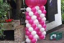 ballon decoratie