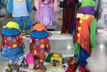 Carnevale 2017 / Allestimenti Store - Carnevale