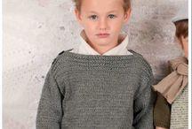 tricot facile enfant