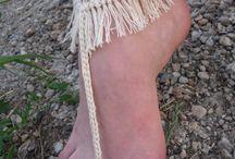 Gioielli piedi