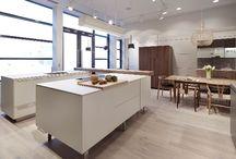 Kitchen Architecture bulthaup Suspended kitchens