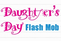 Daughter's Day Flash Mob