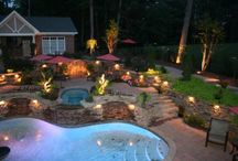 Garden/Outdoor Lighting / by Kathy Henry