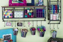 Hobby storage ideas